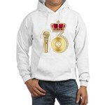 1013 Hooded Sweatshirt