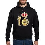 1013 Dark Hoodie Sweatshirt