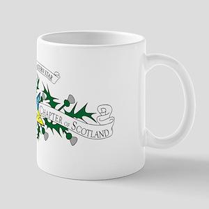 Scotland Eastern Star Mug