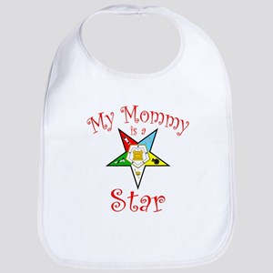 My Mommy's A Star Bib