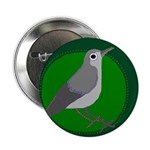 "Swainson's Thrush 2.25"" Button"