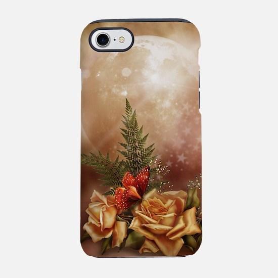 Romantic Rose Fantasy iPhone 7 Tough Case