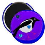 """Magpie 2.25"""" Magnet (10 pack)"""
