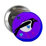 """Magpie 2.25"""" Button (10 pack)"""