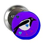 "Magpie 2.25"" Button"