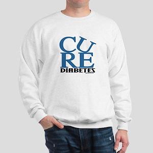 Blue Cure Sweatshirt