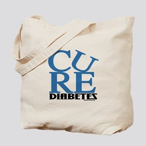 Blue Cure Tote Bag