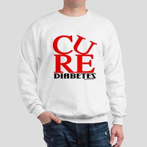 Red Cure Sweatshirt
