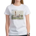 Sanibel Island Florida Lighthouse Women's T-Shirt