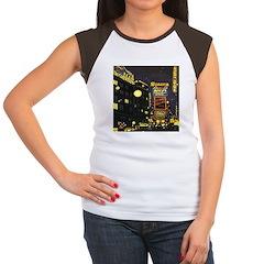 Broadway Women's Cap Sleeve T-Shirt