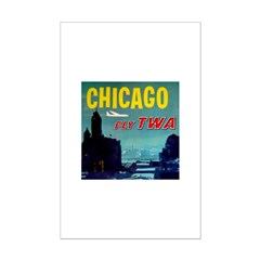 Chicago / TWA Posters