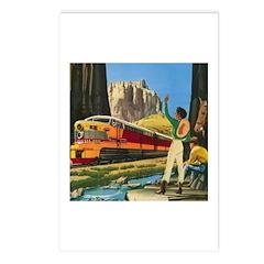 1952 Hiawatha Postcards (Package of 8)
