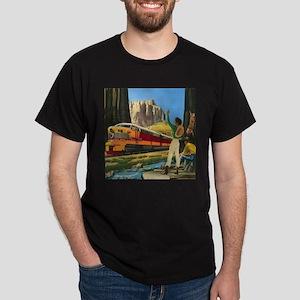 1952 Hiawatha Dark T-Shirt