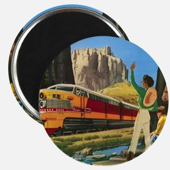 1952 Hiawatha Magnet