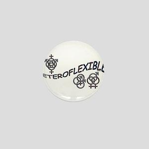 HETEROFLEXIBLE SWINGERS SYMBO Mini Button