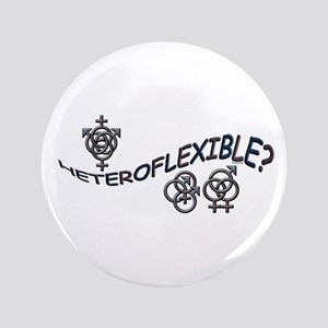 "HETEROFLEXIBLE SWINGERS SYMBO 3.5"" Button"