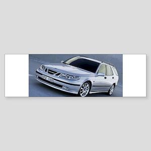 Saab 9.5 Bumper Sticker