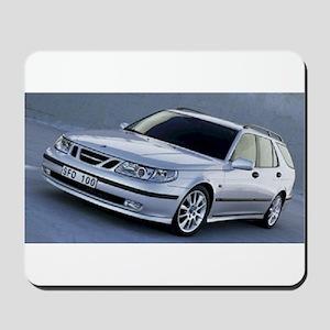 Saab 9.5 Mousepad
