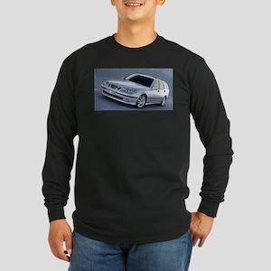 Saab 9.5 Long Sleeve Dark T-Shirt