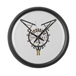 Witch Catcher Large Wall Clock