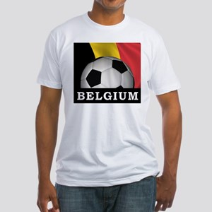 World Cup Belgium Fitted T-Shirt