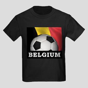 World Cup Belgium Kids Dark T-Shirt