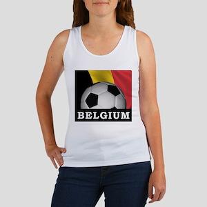 World Cup Belgium Women's Tank Top