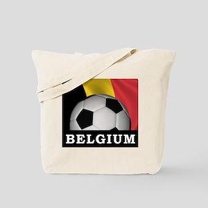 World Cup Belgium Tote Bag