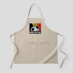 World Cup Belgium BBQ Apron