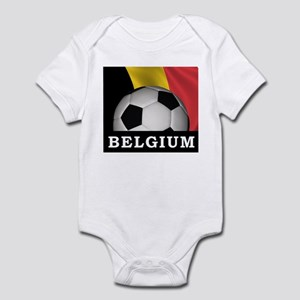 World Cup Belgium Infant Bodysuit