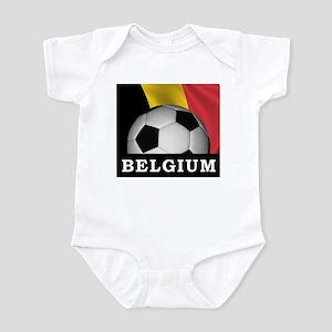 World Cup Belgium Infant Bodysuit