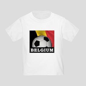 World Cup Belgium Toddler T-Shirt