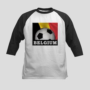 World Cup Belgium Kids Baseball Jersey