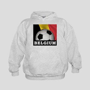 World Cup Belgium Kids Hoodie