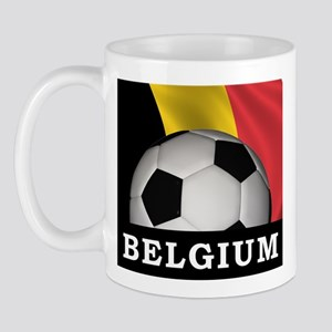 World Cup Belgium Mug