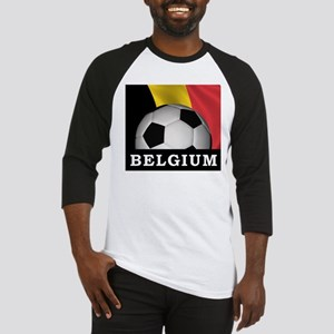 World Cup Belgium Baseball Jersey