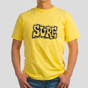 Sure Yellow T-Shirt
