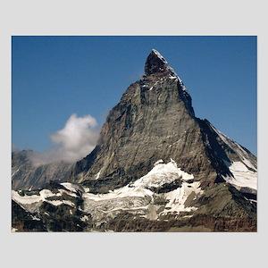The Matterhorn Small Poster