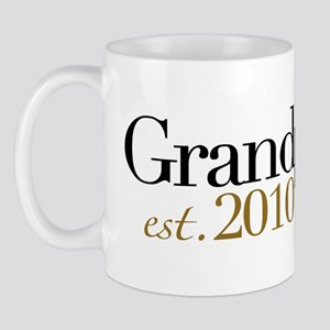 New Grandpa 2010 Mug