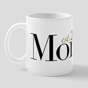 New Mom 2010 Mug