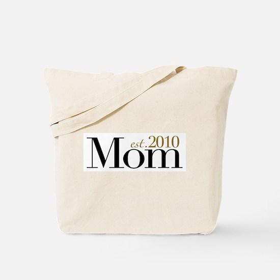 New Mom 2010 Tote Bag