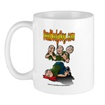 Official Dead Body Guy Gear Mug