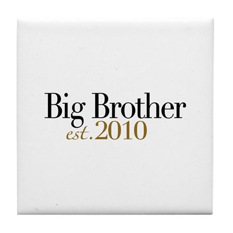 New Big Brother 2010 Tile Coaster