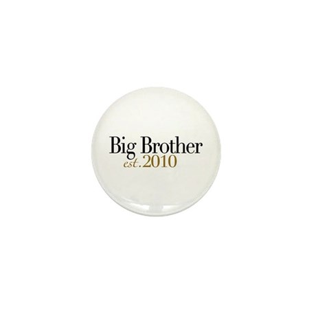New Big Brother 2010 Mini Button (100 pack)