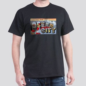 Ocean City Maryland Greetings T-Shirt