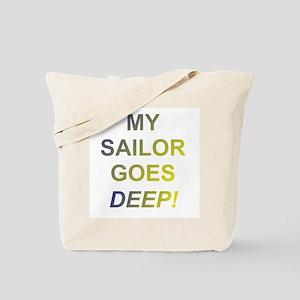 my saillor Tote Bag