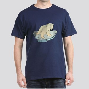Polar Bear Iceberg Dark T-Shirt