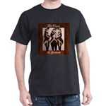 The Goldblacks CD design - Tom Pogson T-Shirt