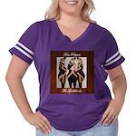 The Goldblacks CD design - Tom Pogson Women's Plus
