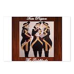 The Goldblacks CD design - Tom Pogson Postcards (P